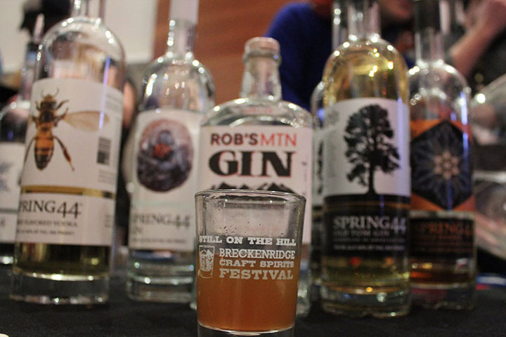 The Craft Spirits Festival brings small-batch distillers from around the area together for tasting and competition.