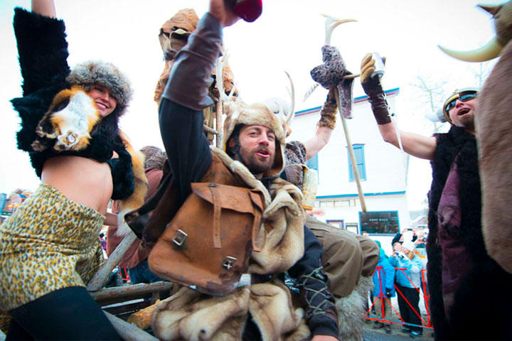 Celebrate winter with Ullr and throngs of locals and out of town guests as we celebrate Winter in Breckenridge.